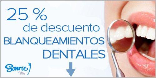 descuento blanqueamiento dental en Granada